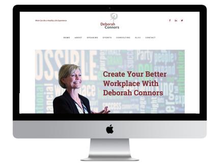 Deborah Connors - Windrose Web Design