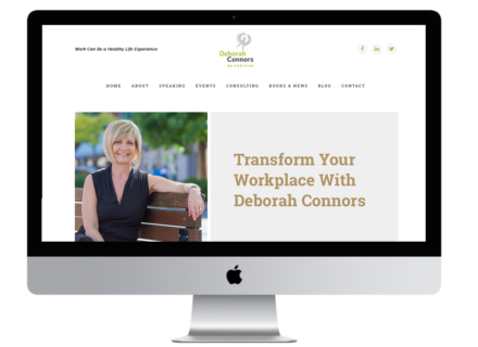 Windrose Web Design - Deborah Connors