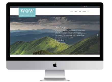 Windrose Web Design - Winning @ Wellbeing