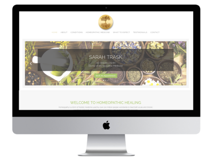 Windrose Web Design - Sarah Trask