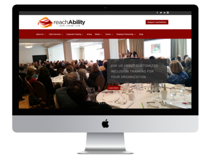 Windrose Web Design - ReachAbility
