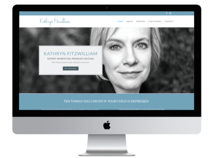 Windrose Web Design - Kathryn Fitzwilliam