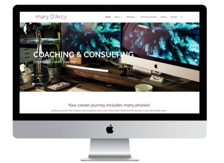 Windrose Web Design - Mary D'Arcy